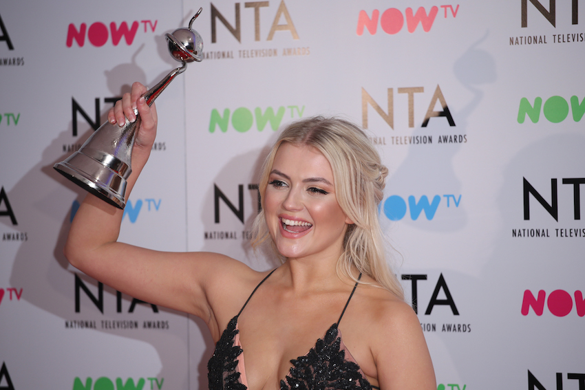 Coronation Street's Lucy Fallon responds to Suranne Jones' comments about her at NTAs