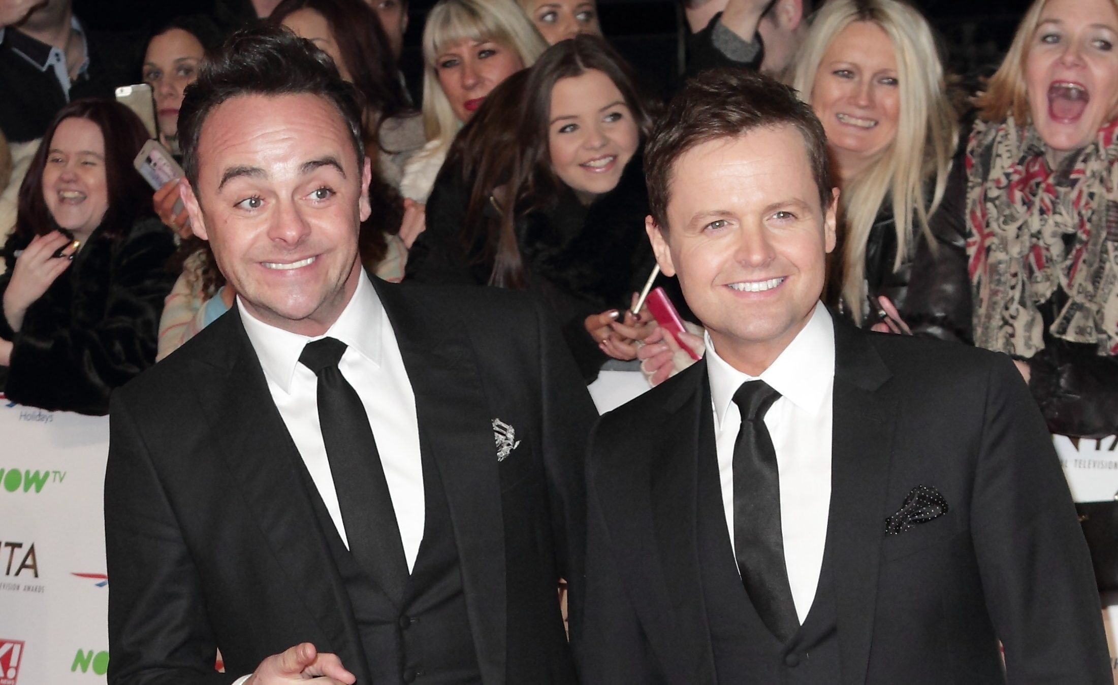 Ant McPartlin returns to work on Britain's Got Talent