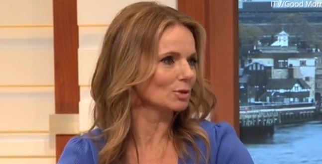 Geri Horner accused of 'throwing shade' at Spice Girls during awkward GMB interview