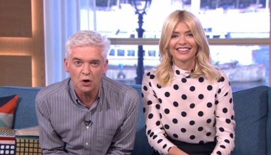 Holly Willoughby shocks fans after giving update on her NTAs hangover