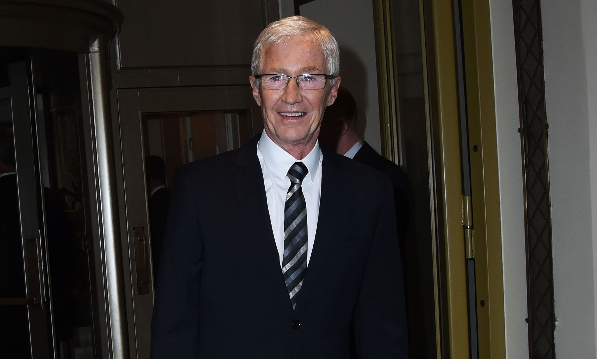 Paul O'Grady sends message of support to Barbara Windsor
