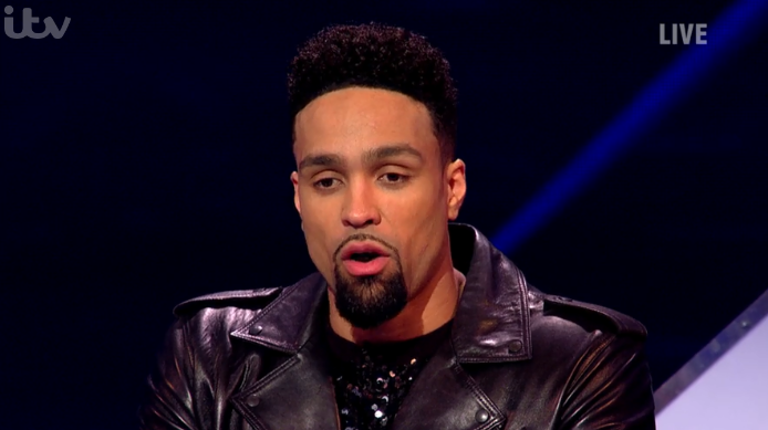 Ashley Banjo discusses 'romances happening' on Dancing on Ice