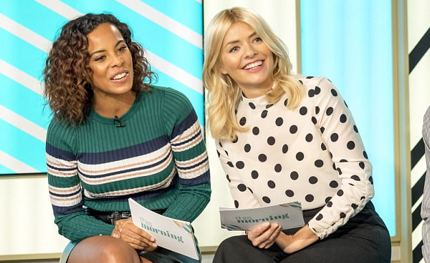 Rochelle Humes Holly Willoughby (Credit: ITV)