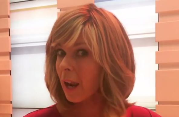 Kate Garraway reveals a GMB wardrobe secret you've never noticed