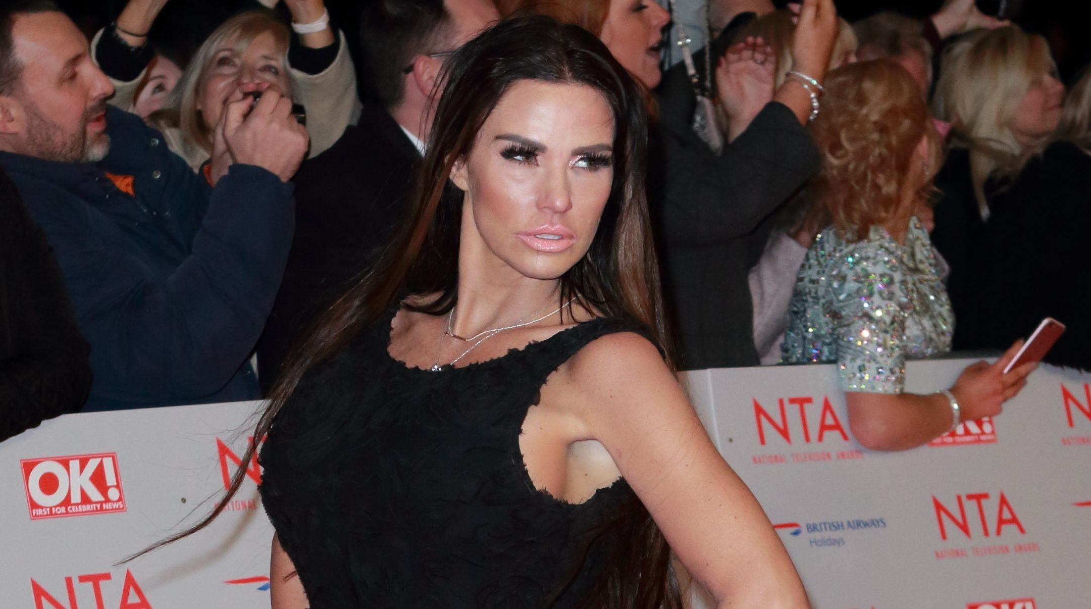 Katie Price fans SHOCKED by the 'dirty' state of her home