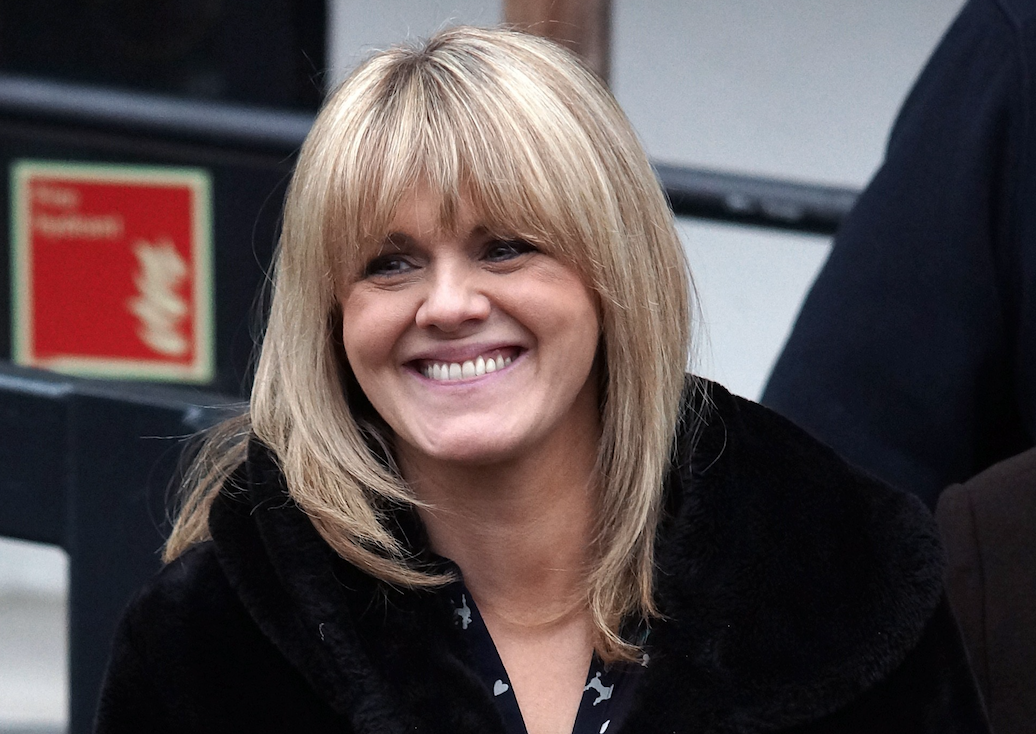 """Sally Linsday reveals she filmed 18 scenes a DAY on Corrie: """"I'd be dead now"""""""
