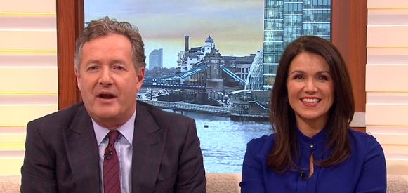 Piers Morgan launches campaign to get Brendan Cole's job back on Strictly Come Dancing