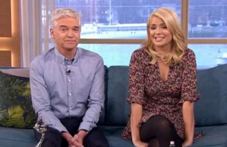 Prince Charles and Camilla join Holly Willoughby and Phillip Schofield on This Morning sofa