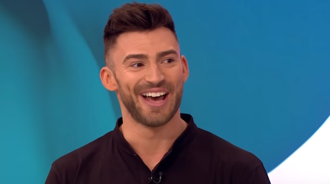 Jake Quickenden accidentally reveals secret that he'll be doing Dancing On Ice tour