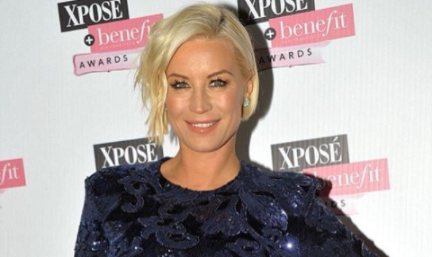 Dancing On Ice announces former Strictly star Denise Van Outen as guest judge for tour