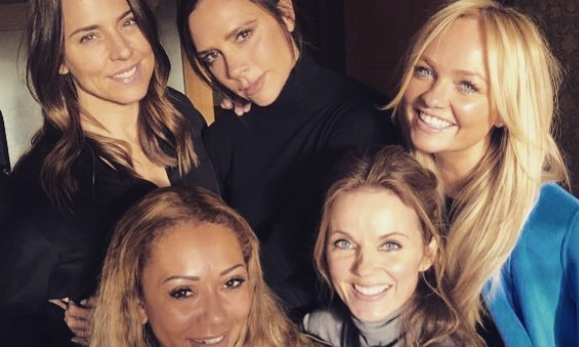 Geri Horner reportedly has a very high profile gig in mind for the Spice Girls comeback
