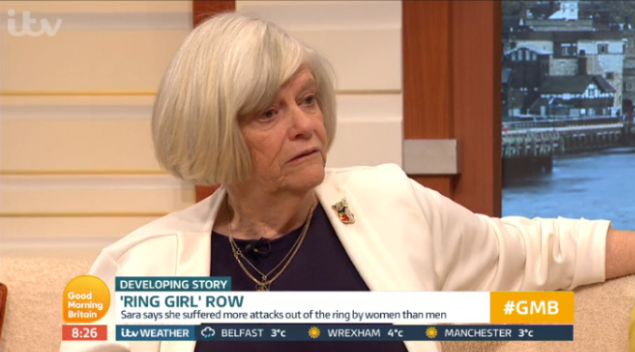 Ann Widdecombe sets the record straight on those CBB comments about Meghan Markle