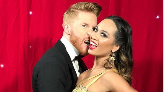 Strictly Come Dancing couple Katya and Neil Jones reveal they'd like to adopt a child