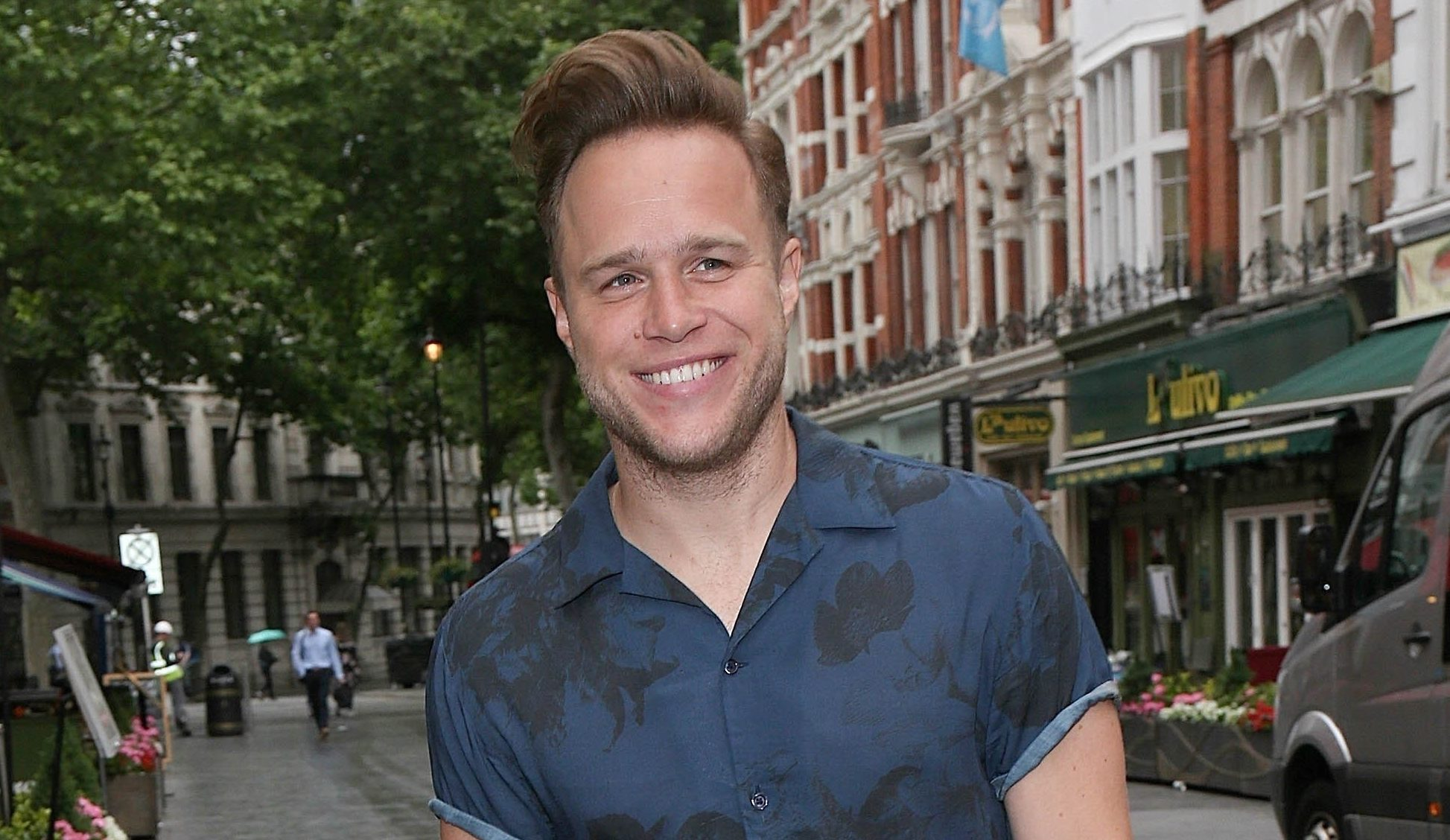 "Olly Murs reveals feud with Simon Cowell: ""I'm not sure we're on talking terms"""