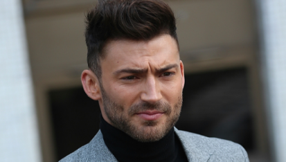Dancing On Ice's Jake Quickenden says he turned to drink after family tragedies