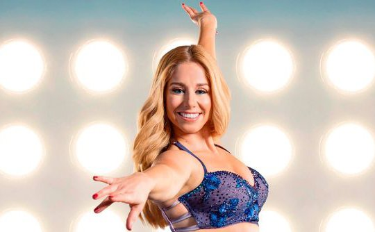 Dancing On Ice star Alex Murphy reveals she suffered a stroke at the age of 24