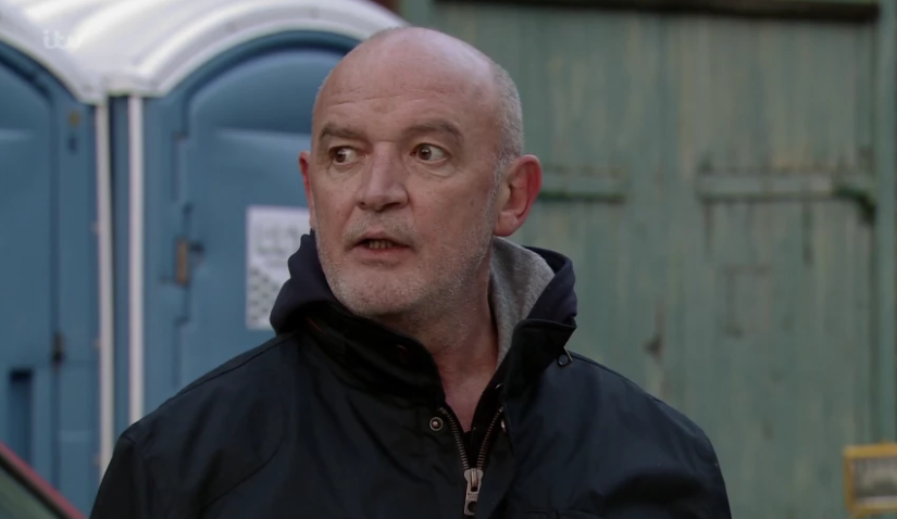 Corrie viewers THRILLED as Pat Phelan's downfall finally begins!