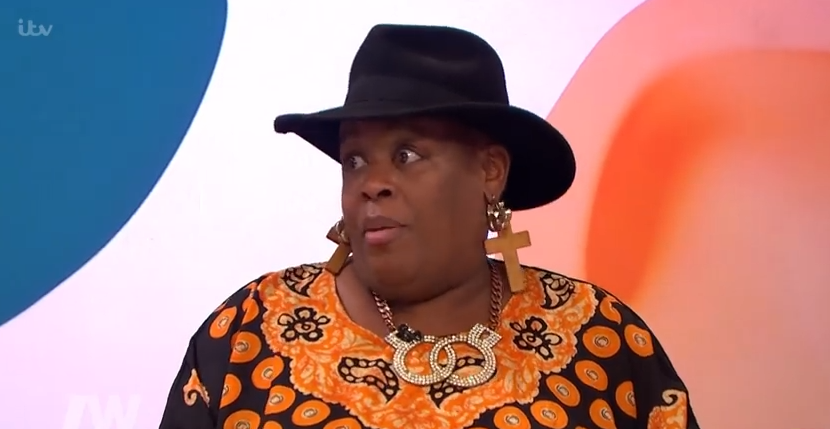 Gogglebox star Sandra Martin admits blowing all her money and is now back on benefits