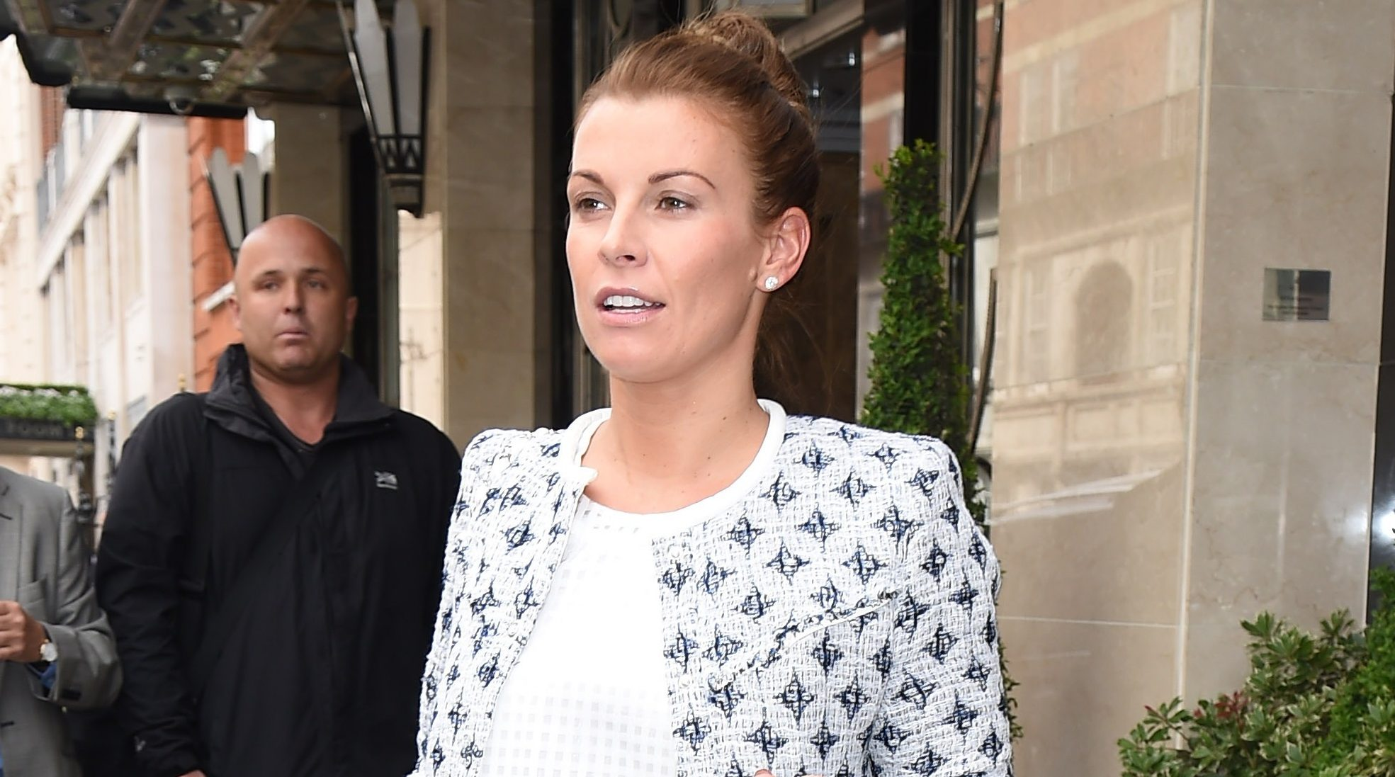 "Coleen Rooney was ""never obsessed"" with having a girl"