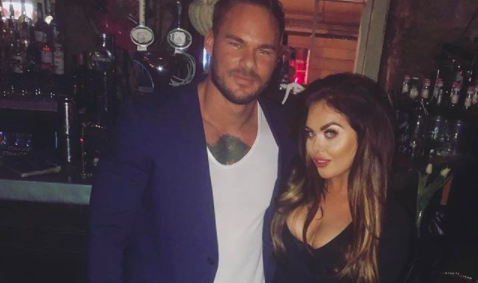 Scarlett Moffatt officially confirms hot new boyfriend as they celebrate Valentine's Day with a hotel date