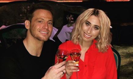 Stacey Solomon posts video from family trip - and Joe Swash is already moaning!