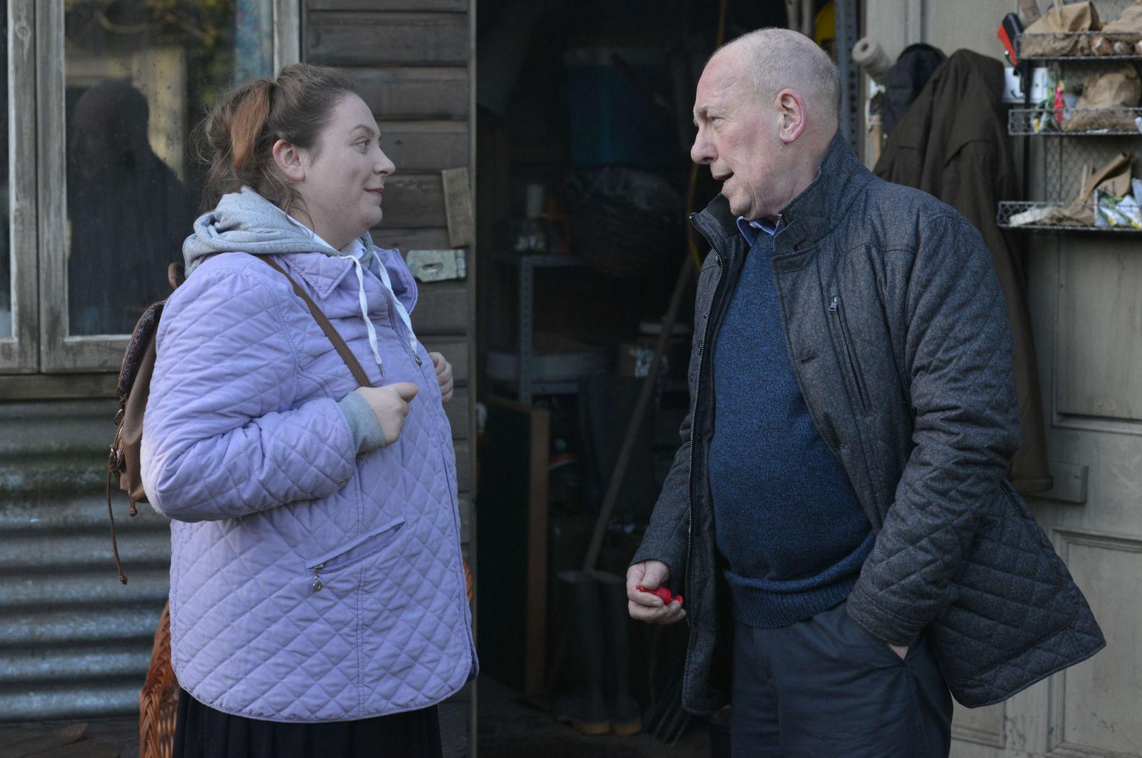 EastEnders' Ted Murray accused of grooming Bernadette Taylor in shock abuse storyline