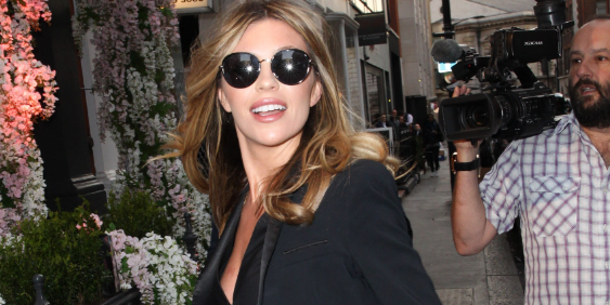 Abbey Clancy cracks fans up with hilarious fancy-dress picture