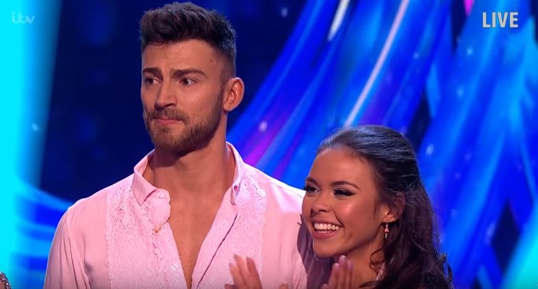 Dancing On Ice's Jake Quickenden confirms partner Vanessa Bauer WILL skate with him tonight after illness