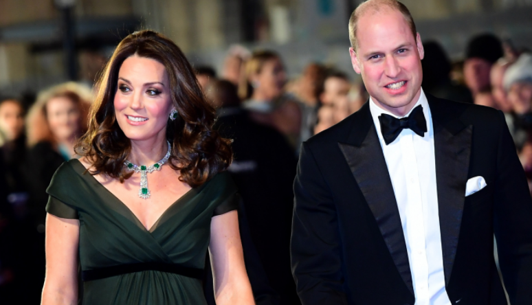 Why Kate Middleton broke the dress code at this year's BAFTAs