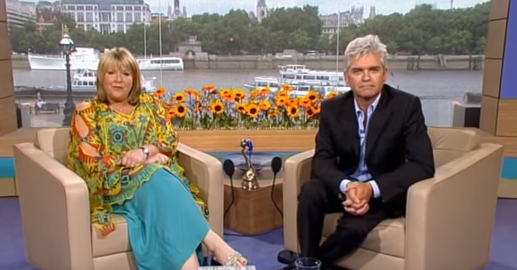 Fern Britton denies 'pay gap dispute' with Phillip Schofield led to This Morning exit