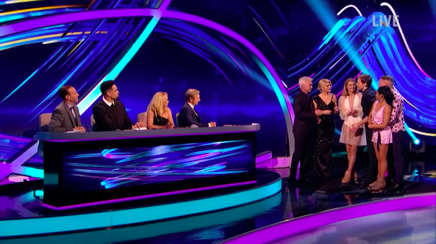 """Dancing On Ice viewers criticise change to format: """"It's just a popularity contest!"""""""