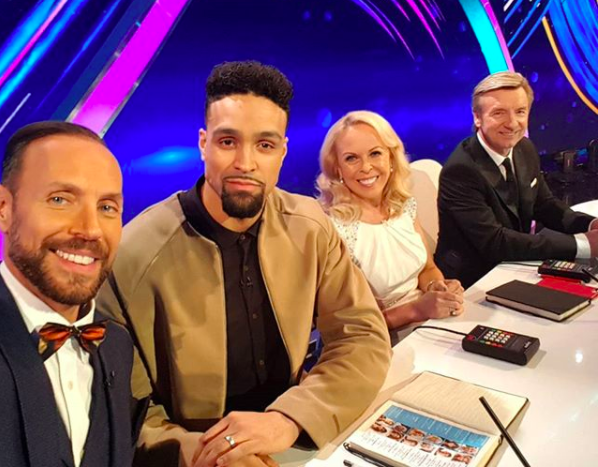 "Dancing On Ice judge Jason Gardiner fears axe: ""They have not spoken to me about next year"""