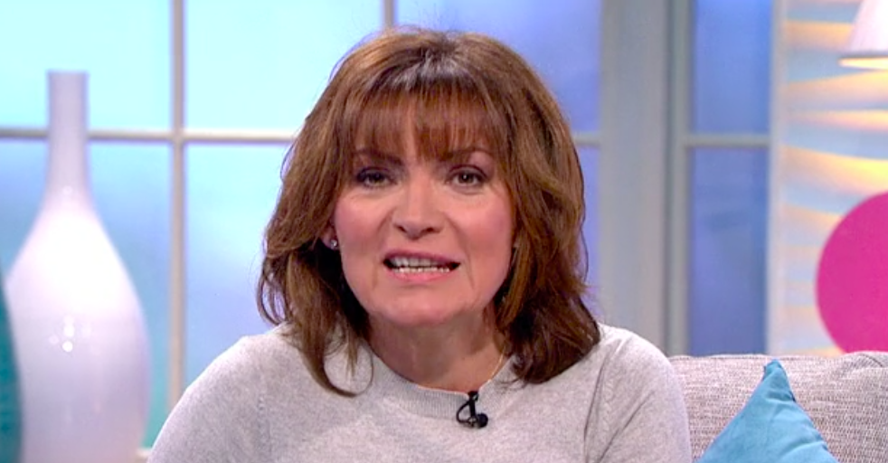 Good Morning Britain's Kate Garraway and Susanna Reid make rude joke about Lorraine Kelly's outfit