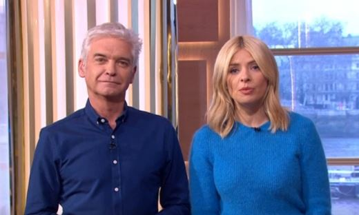 Holly Willoughby says she's gone deaf in one ear after illness