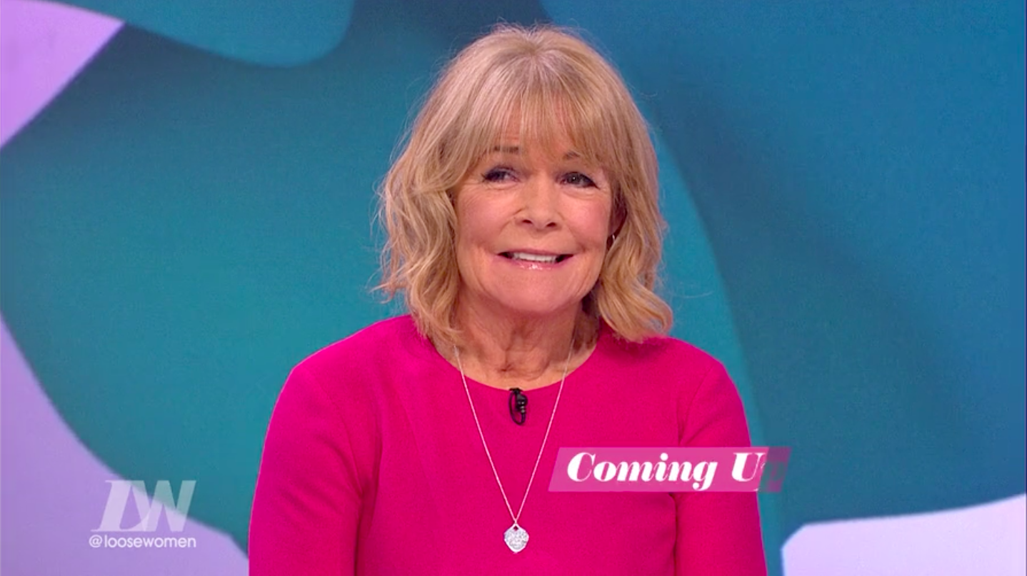 Loose Women's Linda Robson considered surgery after troll compared her neck to a VAGINA
