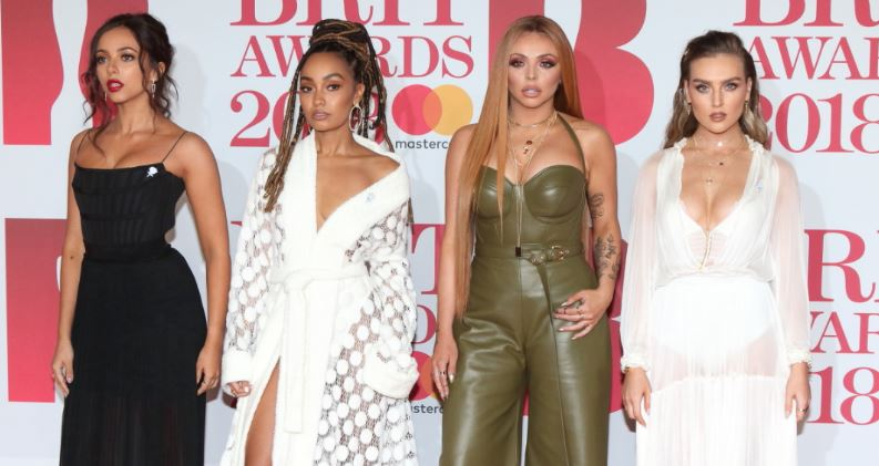 Little Mix's Jesy Nelson embarrassed after BRITs host mocks her Jamaican accent