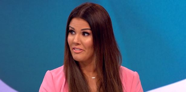 Becky Vardy gets an apology from Loose Women's Saira Khan