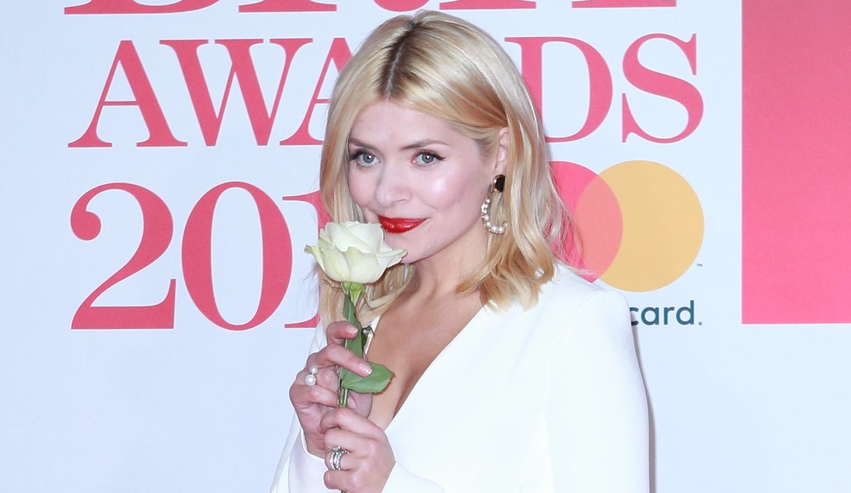 Holly Willoughby unleashes rare rant over BRIT Awards photos