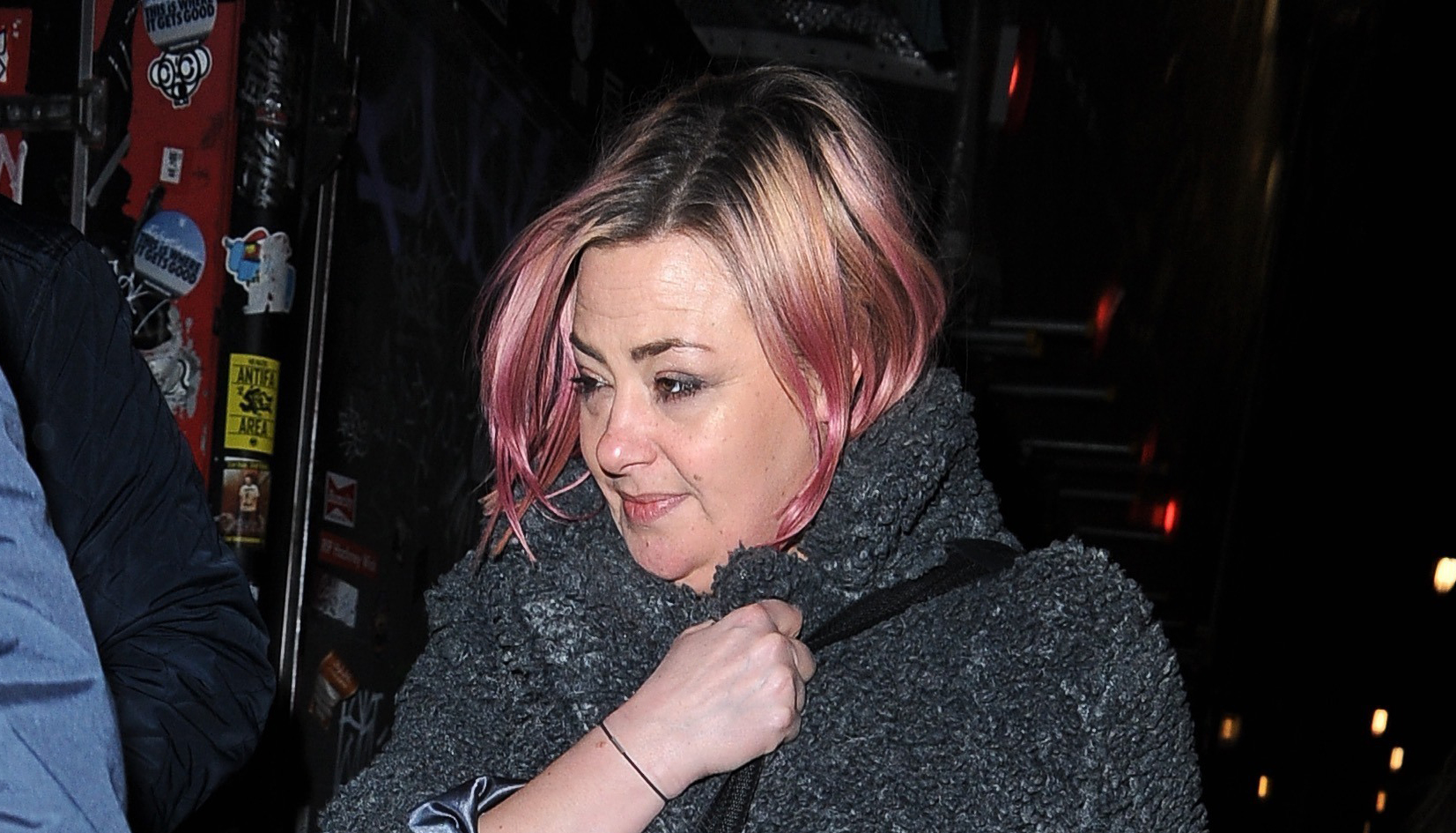 Lisa Armstrong sends supportive message ahead of Saturday Night Takeaway