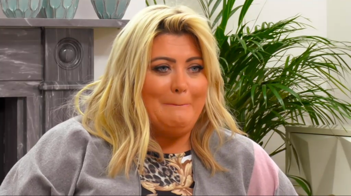 Gemma Collins' excuse for standing up her date on Celebs Go Dating is THE BEST