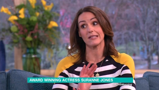 Suranne Jones hints there may not be another series of Doctor Foster