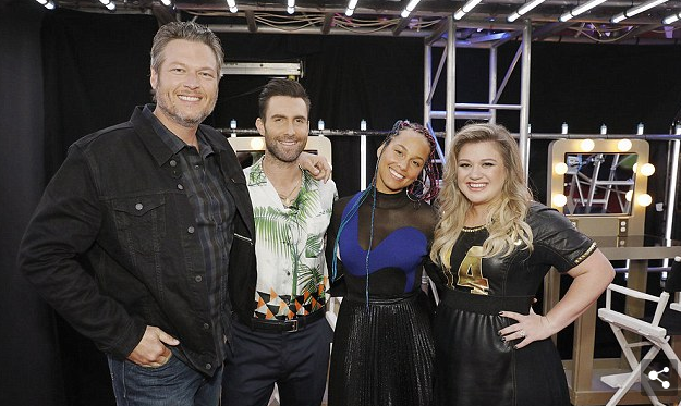 'The Voice' Fans Congratulate Coach on Exciting New Hosting Gig