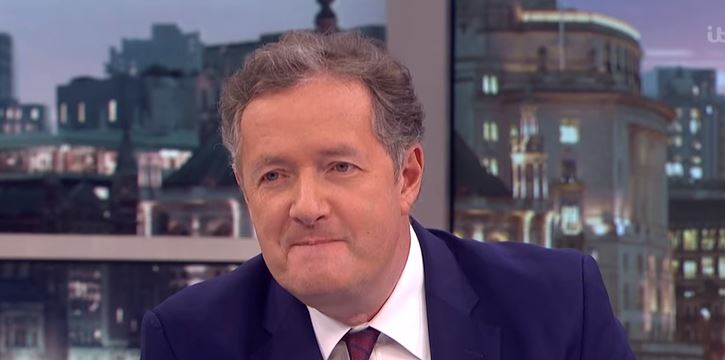 Piers Morgan gets into yet another Twitter spat with BBC Breakfast's Dan Walker