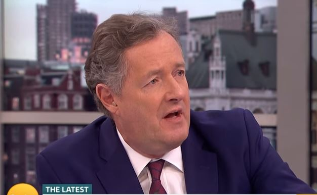 Good Morning Britain announces (temporary!) replacement for Piers Morgan
