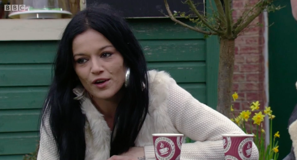 EastEnders mystery revealed as Hayley turns out to be a Slater!