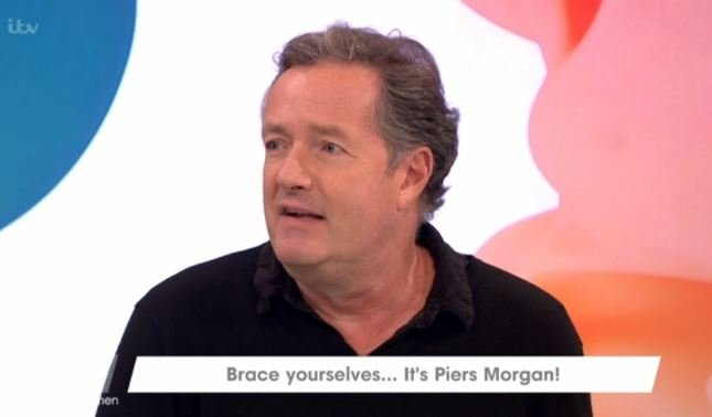 Piers Morgan is furious he HASN'T been invited to Prince Harry and Meghan Markle's wedding