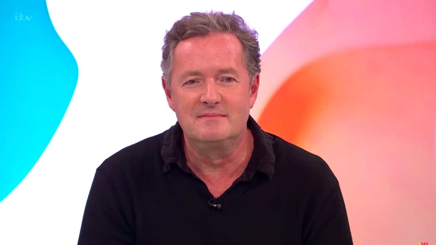 Piers Morgan cheekily insists Susanna Reid DOES fancy him