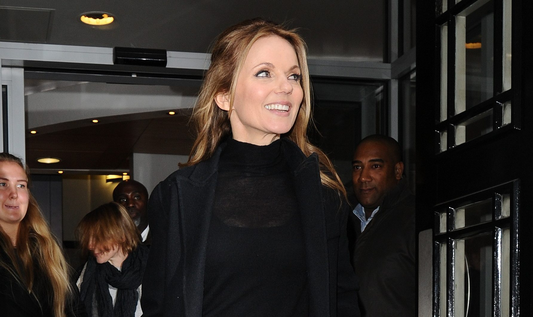 Spice Girl Geri Horner reveals the reason she's banned from I'm A Celebrity