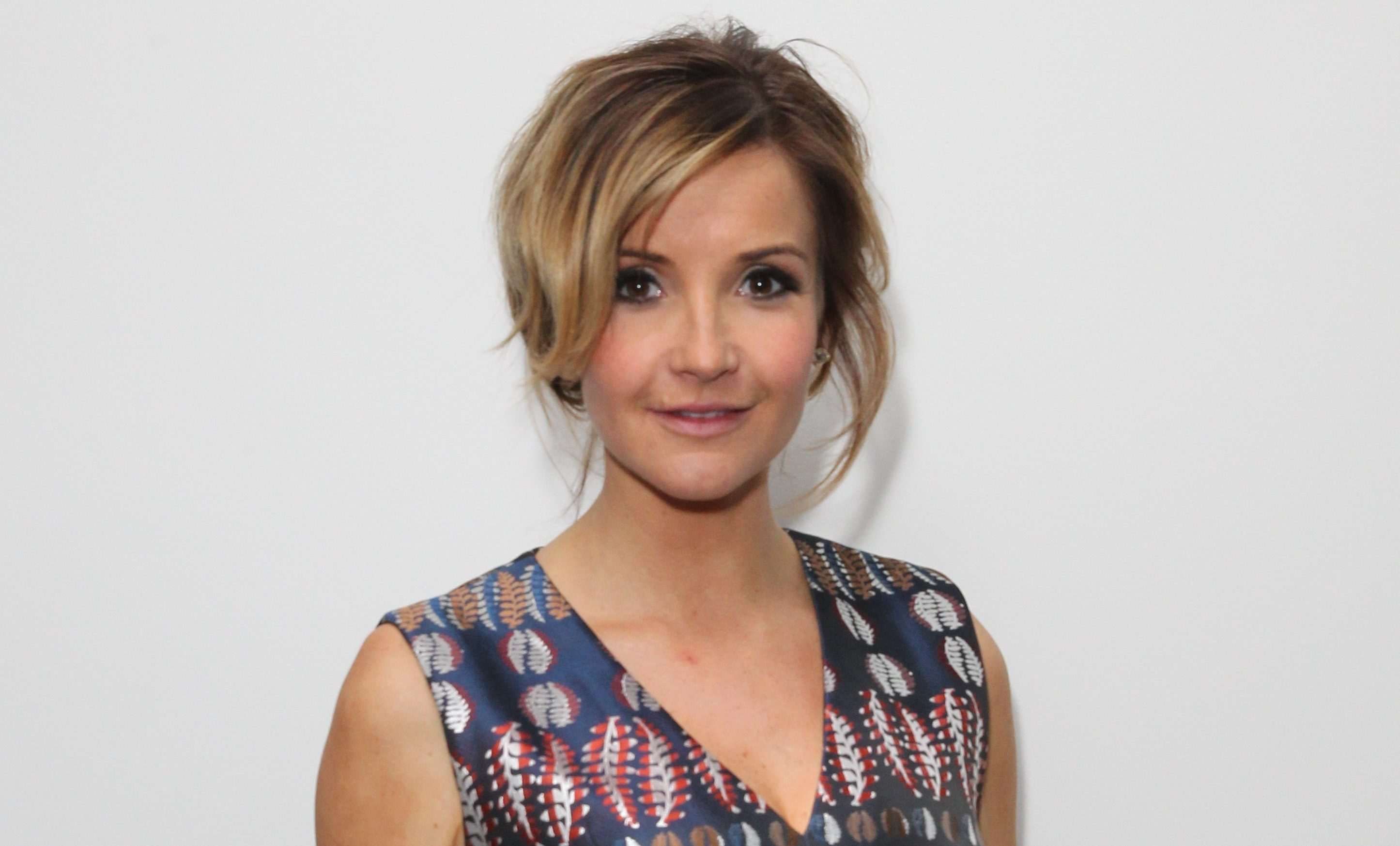 Helen Skelton hits back at critics of her charity boxing match