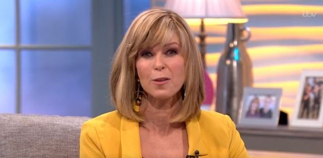 """Kate Garraway """"confused"""" after being called in last minute to replace sick Lorraine"""